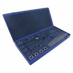 Greenfield Threading 423165 Tap And Die Set,pieces 44,carbon Steel