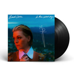 Brandi Carlile Hand Signed Vinyl Lp In These Silent Days Autographed Preorder