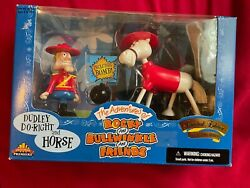 Dudley Do-right And Horse