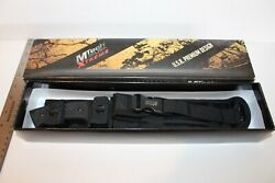Mtech Usa Xtreme Mx-8090bk 13 Black Tactical Fixed Blade Knife Hunting Camping