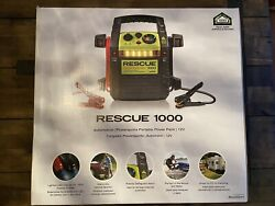 New Quickcable Rescue 1000 Portable Battery Jump Starter 12v / 1000 Peak Amps
