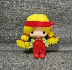 Vintage Rubber Sanrio Patty And Jimmy Japan Doll