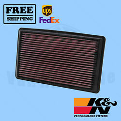 Replacement Air Filter Kandn For Subaru Legacy 1990-2004
