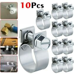 Fitting Hose Clamp Fuel Line Hose Clips Jubilee Petrol Pipe Radiator Strong