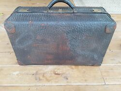Antique Leather Luggage