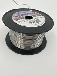 Wire And Cable Specialties Super Softstrand Coated Stainless Picture Wire Used