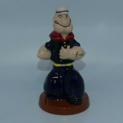 Wade England Popeye Figurine Limited Edition Of 2000 Trower Enterprises