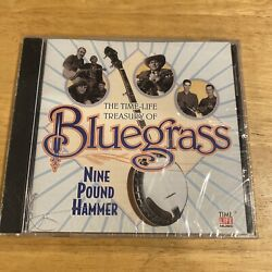 The Time Life Treasury Of Bluegrass Cds Nine Pound Hammer And Bluegrass Breakdown