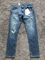 Calvin Klein Slim Jeans Menand039s Size 34 X 32 New With Tags