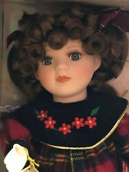 Collectors Choice Animated Wind Up Musical Doll