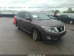 Front Clip 3.5l With Fog Lamps Fits 13-16 Pathfinder 1212524