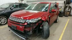 Tailgate / Trunk / Decklid For Discovery Sport Red Wipe Priv Less Cam W-lights