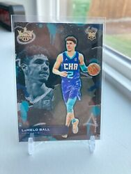 2020-21 Panini Court Kings Level 2 130 Lamelo Ball Rc Rookie Card Sp Hornets