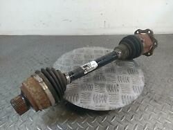 2017 Audi A7 3.0 Diesel 7 Speed Auto Driveshaft Ns Left Front 4g0407271f 242