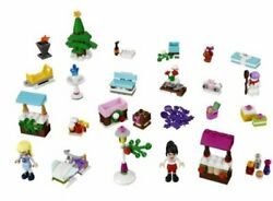 Lego 41016 Friends Advent Calendar Count Down To Christmas With Lily And Stephanie