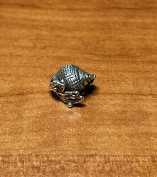 Trollbeads Sterling Silver Hiding Conch Bead Tagbe-10196 New