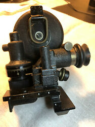 Wwii Sextant - Bubble Type Without Altitude Averaging Device An-5851-1