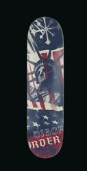 Disorder Skateboard Andldquostatesandrdquo Usa Olympic Board 8.0 Sold Out