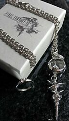Final Fantasy Xiii Serah Farron Necklace And Ring | Ff13 Cosplay Dissidia Squall G