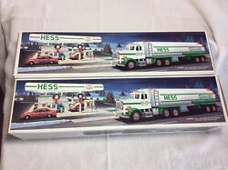 Lot Of 3, New, Hess 1990, Toy Tanker Trucks, Mint In Box, Free Shipping