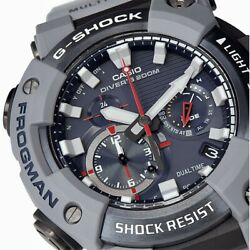 Limited Edition G-shock Frogman Master Of G Royal Navy X Watch Gwf-a1000rn-8aer