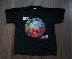 Muse T Shirt The Resistance World Tour 2010 Size S F1223a2