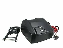 Pactrade Marine 2 Pack Boat 35 Electric Anchor Winch 100 Ft Rope Freshwater