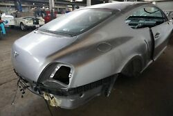 Rear Right Quarter Panel Body Structural Metal Cut Oem Bentley Continental Gt 09