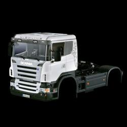 1/14 Scale Hercules Rc Scania Cabin Body Tractor Trailer Truck Shell Model 801a