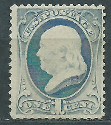 United States - Mail 1870-82 Yvert 39  Mng