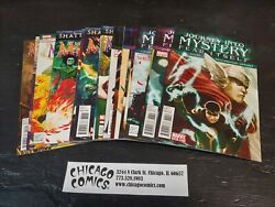 Journey Into Mystery 622-640 Complete Set Marvel Comics 2011 Fn-vf