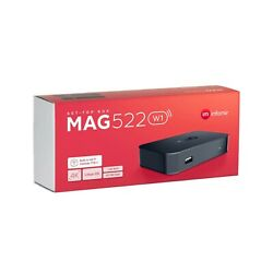 Infomir Mag 522w1 W/ Built-in Wi-fi - Newest Model 2021 Upgrade From Mag322w1