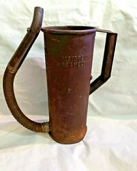 Vintage Canco Oil Can