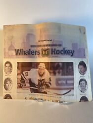 Hartford Whalers Sentimental Journey The Hartford Courant May 22, 1997 Special
