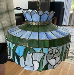 Meyda Style Hanging Ceiling Cat Lamp. Pristine Condition.