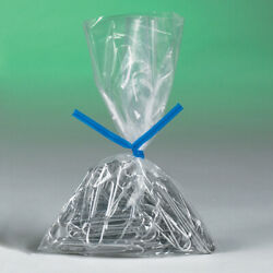 Flat Poly Bag, 28 X 50 Inch, 2500 Pack, 1.5 Mil, Clear