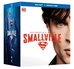 Smallville The Complete Series Blu-ray/digital Ship 10/19