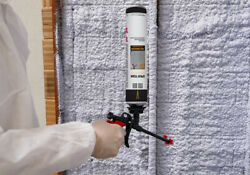 Akfix Thermcoat 6 Pack Heat And Acoustic Insulation Spray Foam With App Gun