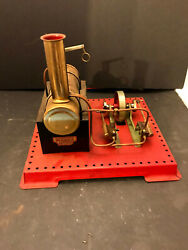 Vintage Mamod Toy Steam Engine Made In England Vary Good Condition