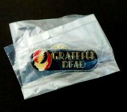 Grateful Dead Pin Vintage 1984 Steal Your Face Gd Button Badge 1980's Brand New