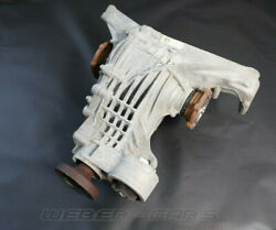 0d2500043 Rear Axle Gearbox Differential 4313 Rwn Audi Q7 4m Only 17.835km