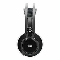 Akg Pro Audio K812 Pro Over-ear, Open-back, Flat-wire, Superior Reference Headph