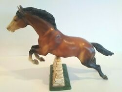 Breyer Traditional Vintage Jumping Horse quot;Stonewallquot; #300