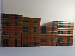 Encyclopedia Britannica 1952 Great Books Of The Western World Complete Set 1-54