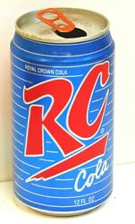 Rc Cola All-american Bottling Corp. Oklahoma City, Ok Soda Pop Can