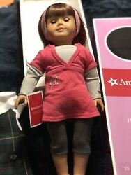American Girl Doll Used In Original Box. No Book. Includes Extra Outfit.
