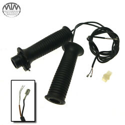 Gas Pipe And Grips With Grip Heating Bmw R1100r 259