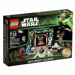 Lego Star Wars 75023 Advent Calendar Reveal 24 Different Themed Gifts Greet Xmas