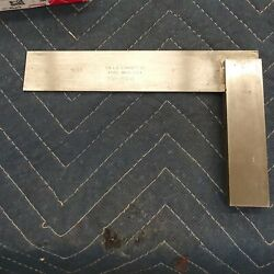 Starrett No.20 6 Precision Square For Tool And Die Makers...