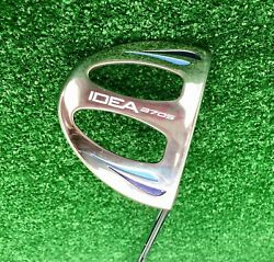 Womenand039s Adams Idea A7os Mallet Putter / 33.5 Inches / Right Hand-new Lamkin Grip